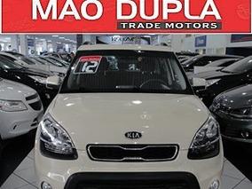 Kia Soul 1.6 Ex Flex Aut. 2012 Completo 56.000 Km Super Novo