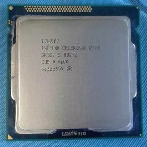 Processador Intel Celeron G470