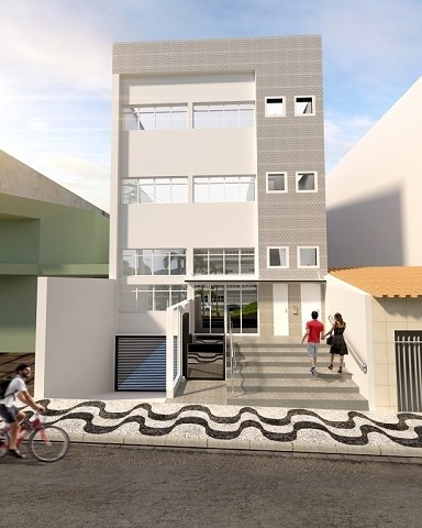 Comercial Para Aluguel, 0 Dormitórios, Vila Partenio - Mogi Das Cruzes - 3556