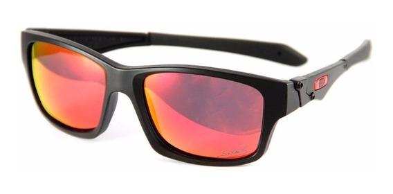 Óculos De Sol Masculino Jupiter Vermelho Ducati Co00-006273