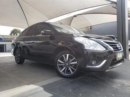 Nissan Versa 1.6 16v Sl Cvt (flex) 2018 Zero De Entrada