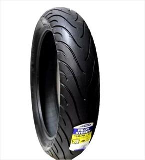 Llanta Michelin 140/70-17 66s Pilot Street No Usa Cámara