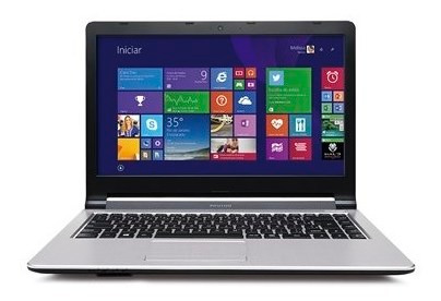 Notebook Positivo Premium Xs8320 Core I5 6gb 750gb 14 Windo