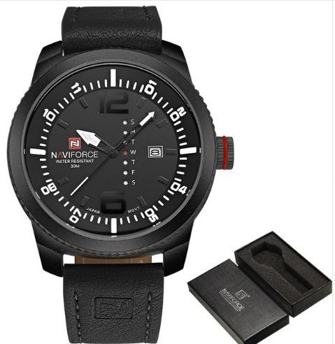 Relógio Masculino Naviforce 9063 Original