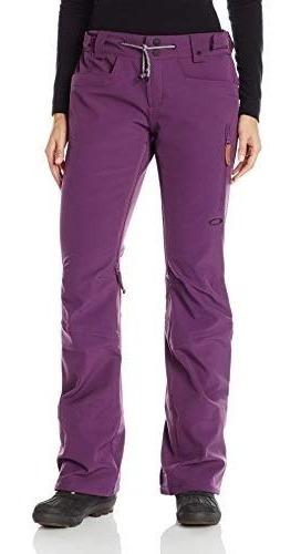 Oakley Pantalones Softshell Silver Queen Para Mujer