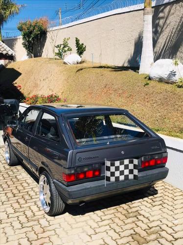 Imagem 1 de 15 de Volkswagen Gol Gl 1.8 Injetado