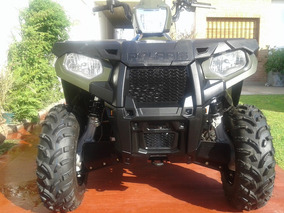 Polaris Sportsman 450 Ho 4x4 Awd
