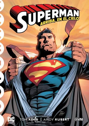 Imagen 1 de 1 de Cómic, Dc, Superman: Arriba, En El Cielo Ovni Press
