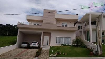 Casa Residencial À Venda, Condomínio Santa Isabel, Louveira. - Ca0835
