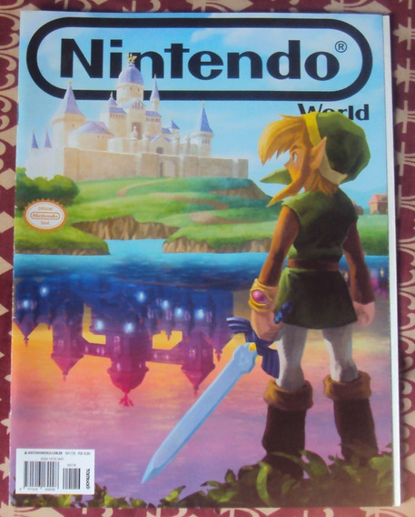 Revista Nintendo World - Ed. Nº 176