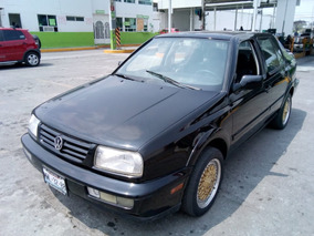 Vw Jetta Automatico, De Coleccion, Mod. 1993, Color Negro
