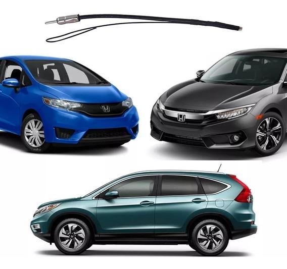 Cabo Para Conexão De Antena Fit Crv Civic Até 2012 E Subaru