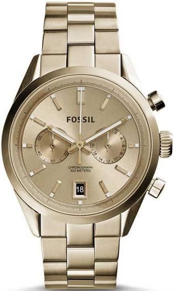 Relógio Fossil Masculino Cronógrafo Ch2993/4dn