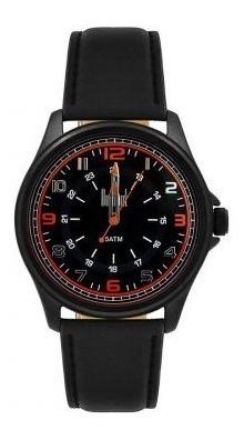 Relógio Dumont Masculino Analógico Caixa 4,2cm Couro Du203