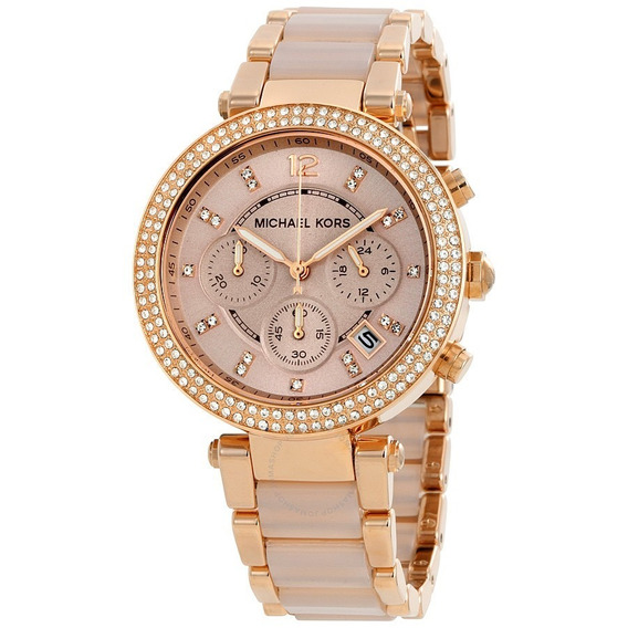 Reloj Michael Kors Mujer Parker Mk5896 Original Importado