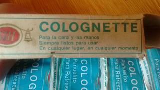 Antigua Perfumería Colognette En Caja