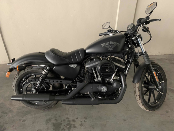 2017 Harley-davidson Iron 883 Nueva Sin Rodar