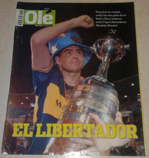 Especial Ole Boca Copa Libertadores 2007 El Libertador