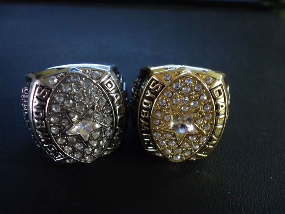Nfl Anillo Supertazon Xxvii 1992 Dallas Aikman