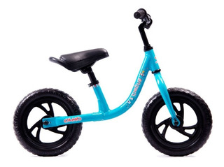 Bicicleta Olmo Circus Sin Pedales Apren+ 2 Luces Led Regalo