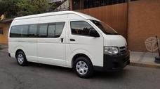 Servicio De Movilidad, Transporte De Personal Y/o Turístico