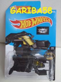 R$20 No Lote Hot Wheels Batman The Bat 2016 Aero Gariba58
