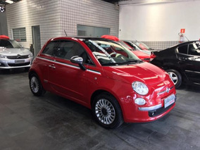 Fiat 500 Lounge 1.4 16v Gasolina Manual