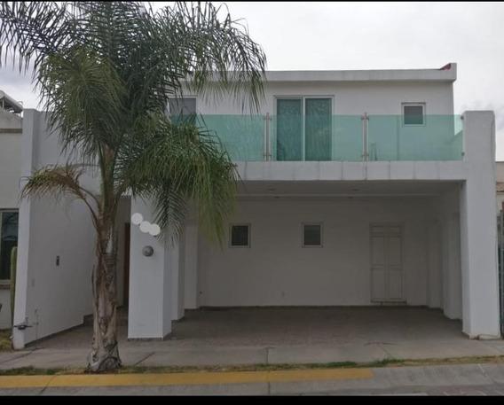 Casa En Renta En Fraccionamie Punta Del Este Amplia 3 Recam