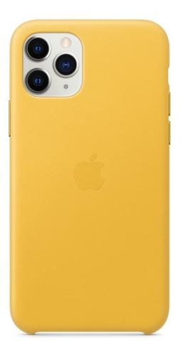 Funda Protector Silicona Liquida iPhone 11 Pro Max - Otec