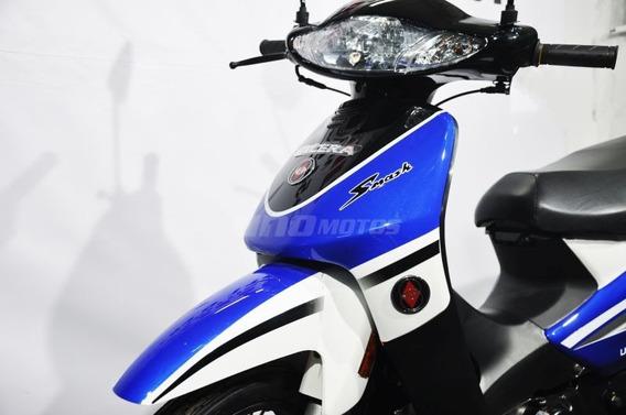 Gilera Smash 110 Azul Underbone