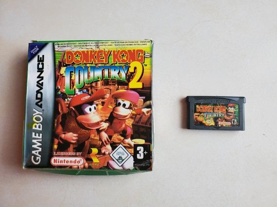 Donkey Kong Country Game Boy Advanced