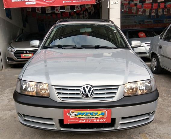 Volkswagen Parati Plus 1.8 Prata 2004