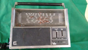 Radio Antigo Delta Dbr-5500