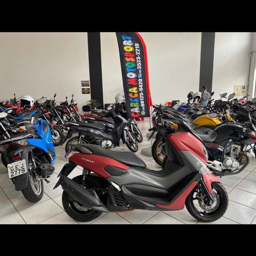Yamaha N Max 2019