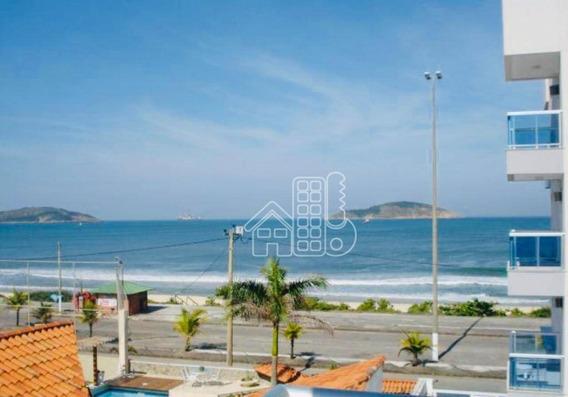 Apartamento Com 3 Dormitórios À Venda, 126 M² Por R$ 840.000,00 - Piratininga - Niterói/rj - Ap3004