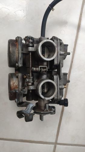 Traxx, Fym, Shineray Carburador Duplo