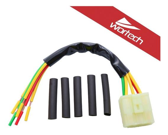 Conector Regulador Retificador Cb 300r 10-12