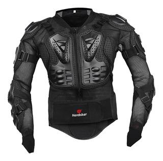 Traje Chaqueta De Protección De Cuerpo Para Motociclista
