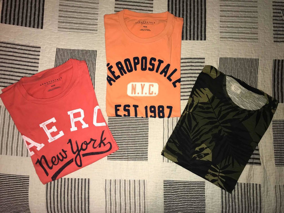 Pack X3 Remeras