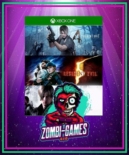 Xbox One Local Mode Resident Triple Pack
