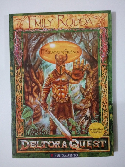 Deltora Quest As Florestas Do Silêncio Emilyrodda .obc Store