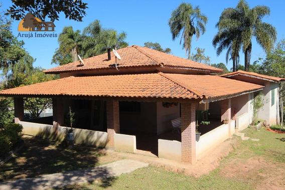 Chácara Com 4 Dormitórios À Venda, 7000 M² Por R$ 360.000,00 - Bairro Do Carmo (canguera) - São Roque/sp - Ch0009