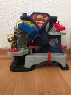 Playset Supermán De Matel