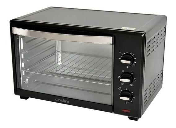 Horno Electrico Codini 45 Cl Litros Grill Luz Grill 2000w