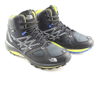 Bota Ultra Fastpack Mid Gtx Masc - The North Face
