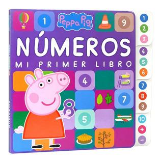 Peppa Pig Números- Mi Primer Libro