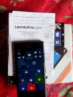 Smartphone Nokia Lumia 720 Windows 8, Dual Core Semi Novo