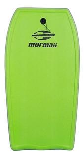 Prancha De Bodyboard Mormaii Amador Grande Verde Leash
