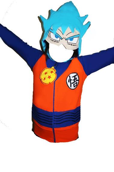 Sudadera Dios Goku, Dragón Ball Super