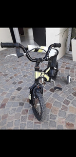 Bici Xterra Rodado 12 Nene